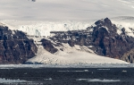 Ross Sea coast and Coulman Island, Antarctica