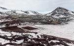 McMurdo Base, Antarctica
