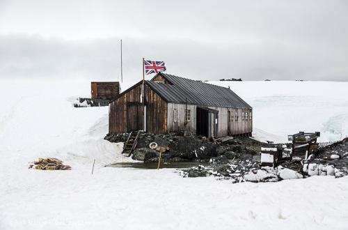 Antarktis: Ush/Detaille Island