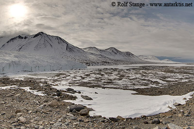 Taylor Valley, McMurdo Dry Valleys