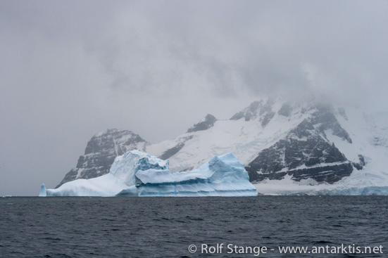 Adelaide Island, Antarktische Halbinsel