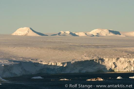 Trinity Peninsula, Antarktische Halbinsel