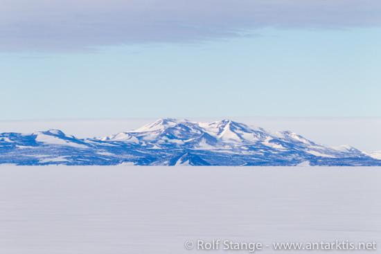 McMurdo Sound, Ross Sea, Antarktis