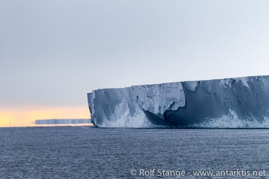 Der Ross-Eisschelf