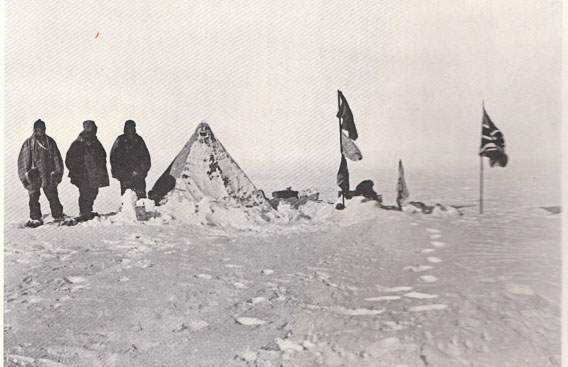 Shackleton: südlichstes Camp
