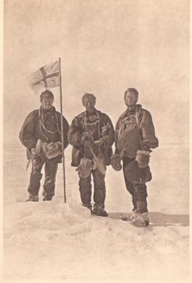 Nordgruppe am Magnetpol