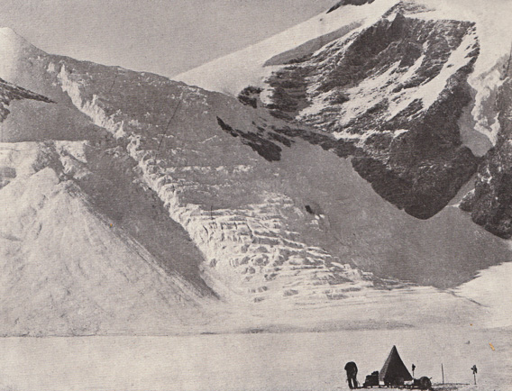 Nordgruppe am Kap Bernacchi