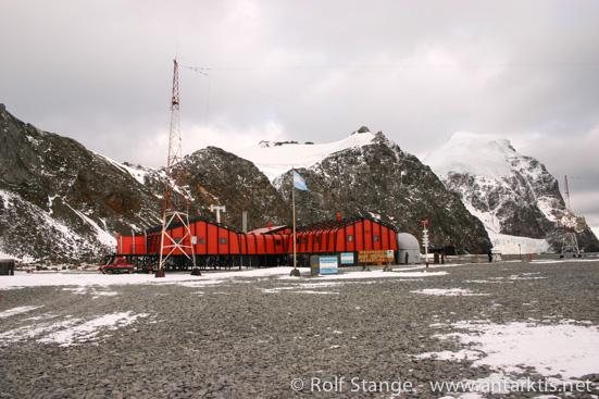 Orcadas Base, Laurie Island
