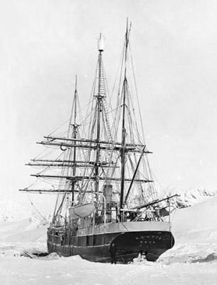 Expeditionsschiff Scotia