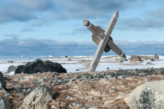 Grab von Ole Wennersgaard, Paulet Island