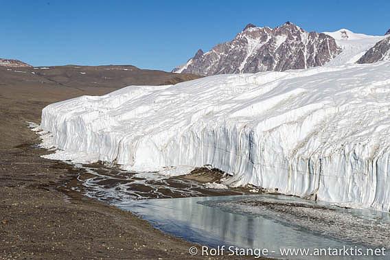 Canada Glacier, Taylor Valley