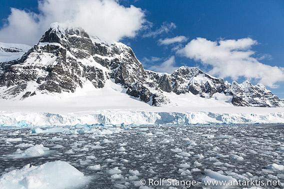 Neumayer Kanal, Antarktis