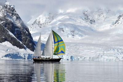 SY Anne-Margaretha: Antarktis unter Segeln