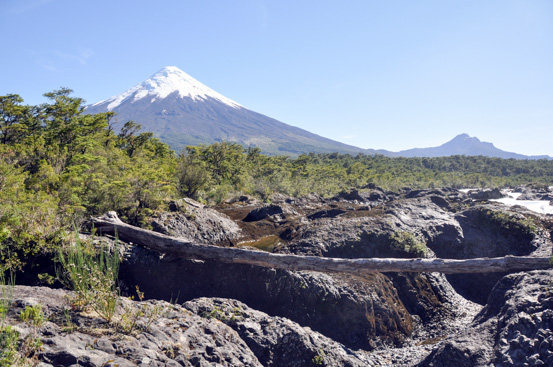 Landschaft bei Puerto Montt