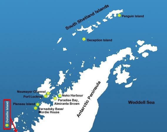 Antarctic Panoramas Antarctic Peninsula Ross Sea South Georgia