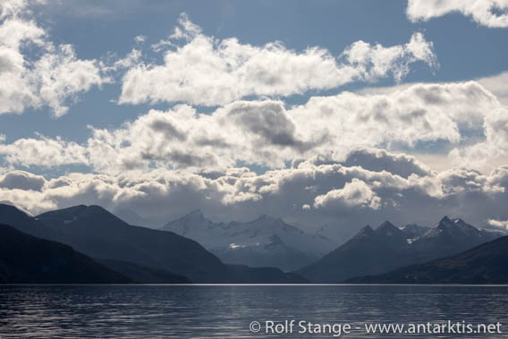 Mountain view - Beagle-Channel